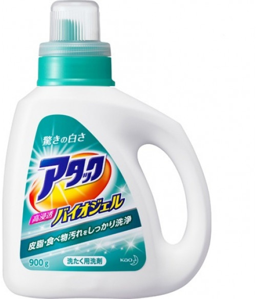 Attack Bio Gel Detergent 900g The Best From Europe And Japan